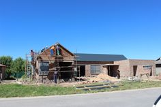 Earp Construction develops and sells properties in George on the Garden Route in South Africa. There are a range of design styles and sizes to suit your budget. Earls Court, Phase 2, Great Team, Property For Sale, South Africa, Construction, Cabin, House Styles, Building