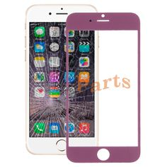 Apple iPhone 6 Front Screen Outer Glass Lens(Purple) http://www.laimarket.com/apple-iphone-6-front-screen-outer-glass-lenspurple-p-3034.html