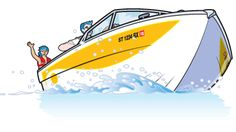 Boater Safety Certification in 3 Easy Steps Boat Safety, Water Safety, Boating License, Boating Tips, What's The Number, Safety Courses, Living On A Boat, Mission Bay, Sailing Adventures