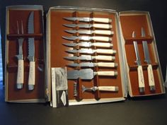 Regent Sheffield Cutlery 19 pc Presentation Set by MSMUnlimited, $35.00