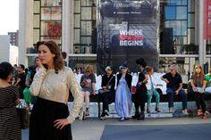 Lincoln Center Fashion Week