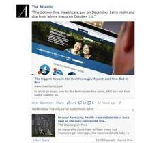 NYHEDSSTRØM. Nu kommer du til at se flere nyhedslinks fra vennerne frem for internet-memes, når du går på Facebook. Nyhederne vil blive leds...