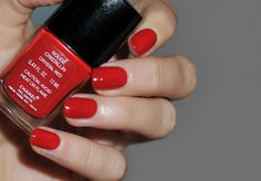Chanel - Rouge Cristallin (Crystal Red)