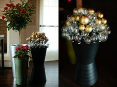lightbulb wedding decor diy