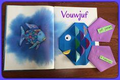 De mooiste vis van de zee - De website van vouwjuf!