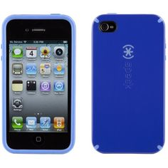 Speck Products Candyshell Rubberized Hard Case For Iphone 4 - At - 1... ($16) ❤ liked on Polyvore