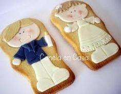 Resultado de imagen de cortador galletas comunión niño