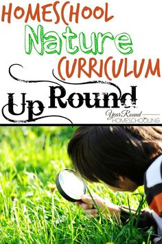 Homeschool Nature Study Curriculum Round Up - http://www.yearroundhomeschooling.com/homeschool-nature-study-curriculum-round-up/ studying tips, study tips #study #college