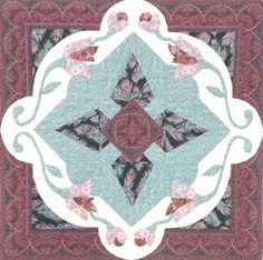 My first love in quilting will always be the design and making of traditional quilts using cotton fabric. I use a variety of techn. Pink Quilts, Cotton Quilts, Cotton Fabric, Medallion Quilt, Traditional Quilts, Quilt Blocks, Projects To Try, Blanket, Design