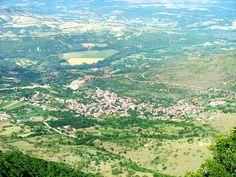 Vogatsiko from above, Kastoria Greece