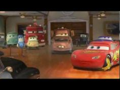 Cars - Pelicula completa en español - 2006