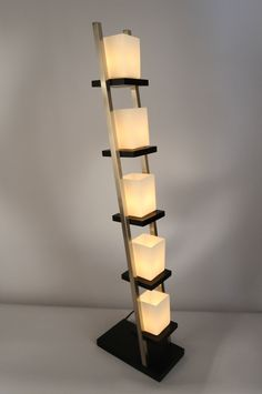 Nova Escalier Floor Lamp & Reviews | Wayfair                                                                                                                                                     Plus