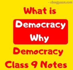 Get notes of What is Democracy Why Democracy also get summary video PDF of What is Democracy Why Democracy chapter so CLICK on image and unlock these benefit in free... #What_is_Democracy_Why_Democracy #What_is_Democracy_Why_Democracy_ncert_solution #What_is_Democracy_Why_Democracy_complete_chapter