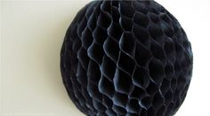 Honeycomp ball DIY wow the best tutorial ever! Make your own honeycomp balls with paper napkins !!