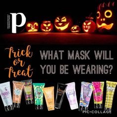 Perfectly Posh masks - results so good, it's scary! www.ginnystout.po.sh