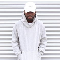 All White and Minimal @torontokidd_ rocking our $quad $hit Cap It may be all white but it is Restock coming soon. Sign up for our mailinglist.  wwe.supertwoclothing.com