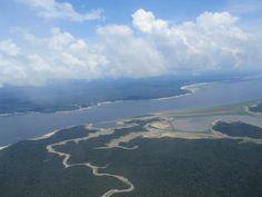 vista panorâmica de Manaus