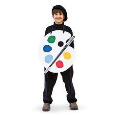 DIY Last Minute Costume Ideas, painter, diy painter costume, diy, costume ideas