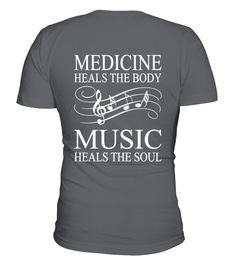Music - Heals the soul
