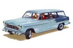 Australia - Holden FC Station Sedan 1958