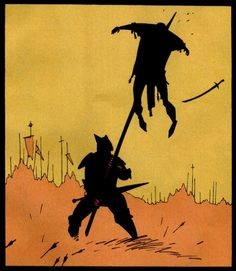 Vlad the Impaler by Mike Mignola