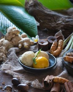 Introducing: Our Jamu Collection, Indonesia's first jamu sorbetto, featuring three age-old Indonesian herbal remedies—Beras Kencur, Kunyit Asam and Wedang Jahe—derived from secret recipes handed down through generations. This collection will be launched at the Ubud Food Festival from 27 to 29 May 2016 and will be available at all of our shops in Bali after the festival.  Jamu is the ancient Indonesian tradition of medicinal healing and holistic therapy, a multi-century old practice using…