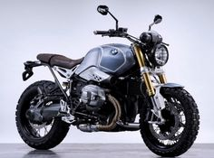 BMW R nine T Brooklyn Scrambler special by Gant