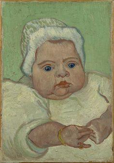 #35/125 Waarom heeft Van Gogh zo weinig kinderen geschilderd? - Van Gogh Museum