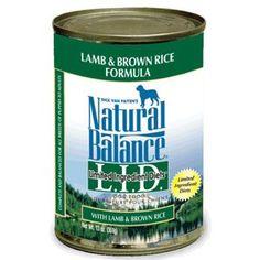 Natural Balance L.I.D. Lamb