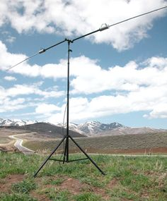 Buddipole Deluxe and Buddistick, Great Portable Antennas Ham License, Radios, Citizens Band Radio, Ham Radio Equipment, Dipole Antenna, Qrp, Ham Radio Antenna, Electronic Engineering, Morse Code