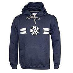 Volkswagen Men's Game Day Hoodie -Navy- Size 2xl