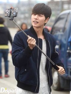 Why so cute??  #parkhaejin #badguys