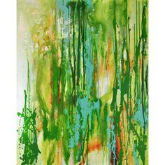 Jungle Chaos Wall Art - Colour & Canvas - Temple & Webster presents