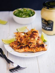 Not Your Grandma's Spicy Lime Chicken | The Iron You