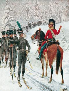Ski Troops (Skiløpere): Specialized Jaeger troops that were unique for Norway…