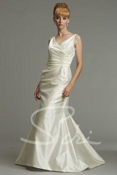 9185 Rosecliff Bridal Gown (no peplum) - Siri Dresses