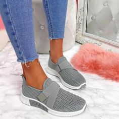Tenis Casual, Casual Loafers, Casual Sneakers, Casual Shoes, Casual Pants, Women's Casual, Shoes Sneakers, Bunion Shoes, Basket A Talon