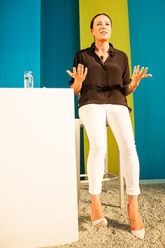 She's Got Style. Garance Dore and 10 Lessons I Learned from Her at Altitude Summit.
