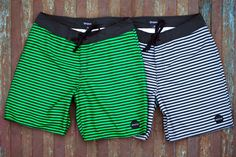 Brixton does surf trunks for hipsters: The 'Plank' Trunk $48.00