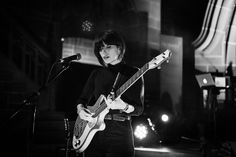 Elena Tonra of Daughter at Anglican Cathedral in Liverpool, April 22 2013. © Tomas Adam