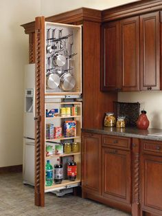 ooooo double stack ... need several of these for herb and spice storage! would be cool if the top portion dropped down for easy access of upper level and the bottom did a slide out an lift up to reach lower shelves.