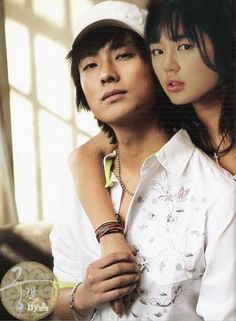 Joo Ji Hoon and Yoon Eun Hye - I hope they get to have a reunion drama soon