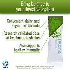 Your body actually needs a healthy blend of bacteria to keep your digestive system functioning properly! Dairy Free Probiotics, Digestive System Function, Wellness Company, Physically And Mentally, Good Vibes Only, Gut Health, Life Science, The Cure, Ibs