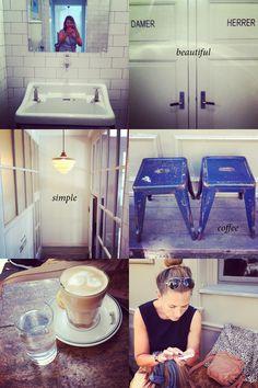 """Sparkle & Spin went to """"Granola"""" Coffee Bar in Copenhagen"""