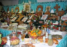 Festa di San Giuseppe is a Sicilian tradition continued on in South Louisiana with St. Joseph Altars.