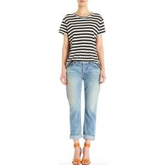 NSF Boyfriend Jeans NWT. NSF Clothing. Blue Beck Boyfriend Jeans Kura. Light wash. NSF Clothing  Pants Ankle & Cropped