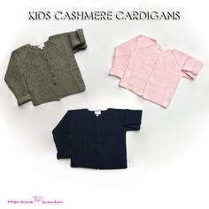 Kids Cashmere Cardigans @martinalondon.com - Affordable Luxury Kids Clothes