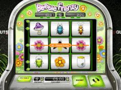 Play for free Beetle Frenzy video slot by Netent