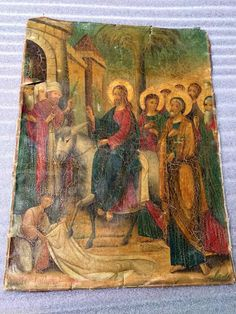 @AllOilPainting @Check out Oil @Painting @Jesus solemn entry into @Jerusalem  http://www.ebay.com/itm/-/172027756863?roken=cUgayN&soutkn=WcTzcD … via @eBay @jesus @Jerusalem_Post Oil Painting Jesus solemn entry into Jerusalem