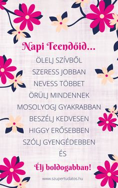 Szupertudatos Önfejlesztés, Pozitív gondolatok, Siker, Motiváció, Boldogság, Szeretet,Idézetek 30 Day Challange, Diy And Crafts, Crafts For Kids, Qoutes, Life Quotes, Quotes About Everything, Picture Quotes, Just Love, Balloons